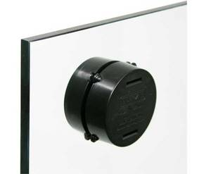 """Tunze Magnetic Holder 6205.500 Up to a glass thickness of 27mm (1"""") consisting of two equally dimensioned magnet halves of a width of 20mm (.8in.) each."""