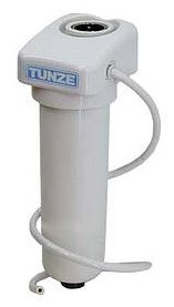 30 to 60 litres/day (7.9 to 15.8 US gal.) at 3 to 6 bar (43 to 87 PSI) and 15 deg. to 25 deg. Celsius (59 deg. to 77 deg. F). TUNZE® Nano RO Station 8515 is a compact high-quality reverse osmosis plant employed for the easy production of pure water (RO water) to be used for irons, preparation of ice cubes, bubble humidifiers, car batteries, et cetera. In aquarium, it is especially suitable for small and medium-sized marine and fresh-water aquariums. It is very easy to operate and can be connected directly to a water tap using the accessories supplied by the manufacturer. 8515.000