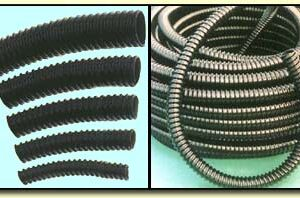 Black Spiral Flexi Pond Hose ideal for ponds and water butts etc