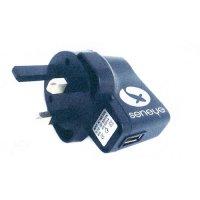 Seneye USB Power Adapter 3 Pin Plug