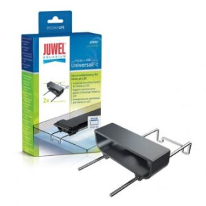 The Juwel Automatic feeder is the premium automatic feeder for every Juwel aquarium. It is suitable for both granulate and flake feed thanks to exchangeable conveyor screws. The opening in the aquarium cover means that the Smart Feed is easy to install and ready for immediate use.