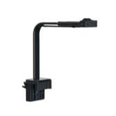 Reef LED individual mounting arms attach firmly onto the rear wall of the tank and can be rotated to the upright position during reef scaping or other tank related maintenance. Glass thickness of 8-19mm Reef led 160s Universal Mounting Arm Red Sea Reef Led Mounting Arm 46-54cm,
