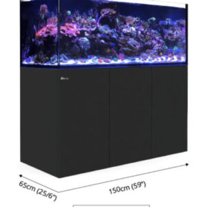 Red Sea XXL Reefer™ Systems Rimless Reef Ready Systems for advanced hobbyists Reefer™ Concept Red Sea's Reefer™ series of Reef Systems, provide advanced hobbyists with a solid foundation for building a fully featured reef or marine aquarium. The Reefer™ series combines a contemporary, rimless, ultra-clear glass aquarium with a stylish cabinet and a comprehensive water management system, including a professional sump with integrated automatic top-up, and Red Sea's unique silent down-flow system. Incorporating technologies originally developed for Red Sea's all-in-one MAX® coral reef systems, the Reefer™ series is designed for ease of operation while enabling the advanced hobbyist to install an unlimited choice of