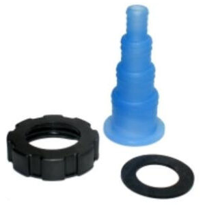 A genuine TMC replacement part for the Pond Clear range. Fits the following TMC UVC's: Pond Clear UVC6w. Pond Clear UVC8w. Pond Clear UVC15w. Pond Clear UVC16w. Pond Clear UVC25w.