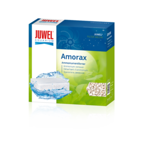 Amorax- Amonium Remover Amorax is a highly effective filter medium used to break down ammonium in your aquarium. It prevents the formation of ammonia, effectively reduces the growth of algae and can contribute to improved plant growth.