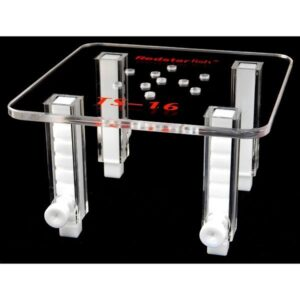 The Red Starfish 16cm Skimmer Stand is an ideal accessory for raising your Protein Skimmer. This Stand is ideal for Skimmers up to 16cm in Length and Width.