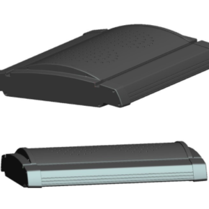 Solartronic (ST) is our flagship lighting fixture with our patented dynamic light source. The ST doesn't only have 1 unique feature but 2. When combined with Mastertronic, the lighting intensity can be automatically adjusted based on nutrients or even alkalinity (PO4, NO3, dKH) reading. From many documentations, it has been confirmed that the higher the nutrients the higher lighting intensity should be or at least not the same level before the increase in nutrient levels. With the patented dynamic lighting feature, corals do not only receive a boring fixed lighting angle but multiple angles which creates multiple sweetspots per fixture. This will promote natural lighting pattern resulting in natural growth while reducing shadowing due to overgrown colonies. These two unique features takes reefing automation to the next level where no hobbyist have imagined until now! We have gathered a lot of comments/requests from various reefers who are extremely happy with the Alkatronic and Dosetronic and are eagerly waiting for the Solartronic release. The new lighting spectrum is a result of a cooperation with renowned lighting brand – ReefBrite. The ST also includes ReefBrite's most sought after product, the XHO, which will offer the best color pop and light spread. Basic Specification: • 280W full spectrum LED reef fixture with dynamic motion (2 axis) • +/- 24 degrees for each axis. Mimic sun travel across the reef with blanket lighting.