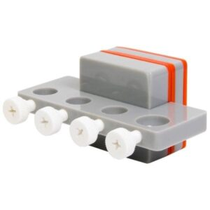 Apex MPR Magnetic Probe Holder The magnetic probe racks can hold up to four probes. Heavy-duty magnet that holds securely to the tank. Built with high-quality materials, which makes the rack durable.