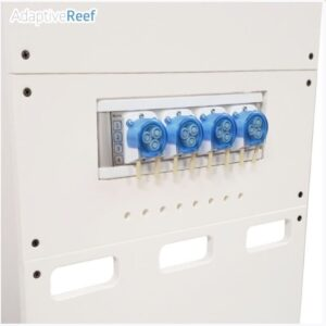 Adaptive Reef Controller Cabinet GHL Doser and KH Director Faceplate